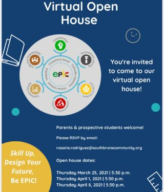 Join us for at our virtual open house!