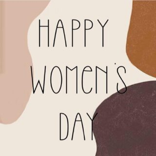 Today is International Women's Day, a day when women's achievements are celebrated all over the world. This year organizers say it's a time to challenge gender bias.  Tag a woman in the comments who you are grateful for today and everyday. ✨