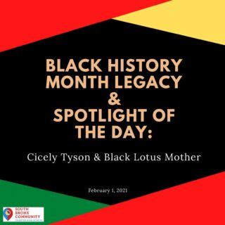 While Black History should be celebrated everyday, we are excited to highlight Black legacies, icons and businesses via our history department here at SBC! To all our trailblazing teachers, thank you for your unwavering commitment in educating our students, not just in history, but identity, culture and pride as a whole!  ___________ To kick us off today, we want to commemorate the late Cicely Tyson. Tyson stumbled into modeling and acting, and continued to hold her family's Caribbean roots and values high, where she made conscious decisions to portray Black women in their highest regards in a diverse way highlighting the Afro Latinx and African American experiences. As a film, Broadway and fashion trailblazer, Cicely, paved the way for Black women in and outside of Hollywood with her relentless spirit and courage. She was determined to break the barriers and exploitations that black women faced in Hollywood, by refusing to take on roles that reduced Black women to their gender or their race. Cicely is the definition of know-your-worth!  A multi-award winner including a Tony award for best actress, 7 NAACP Image Awards for Best Actress, AND the Presidential Medal of Freedom from Barack Obama, Tyson is a distinguished leader, trailblazer and icon that will live in our hearts forever.   ___________ Black Business Spotlight of the day: The Black Doulia fund was established in July 2018 to combat systematic racism and improve birthing experiences while valuing the work of doulas and providing market-rate paid opportunities to support community members looking to improve their family's birthing outcomes. The doula and reproductive services provided are full-spectrum as well. To date, they have supported 39 births and countless online virtual one-on-one support sessions for parental education, labor, delivery as well as postpartum and breastfeeding care. You can support the Radical Doula Fund by visiting @blacklotusmother